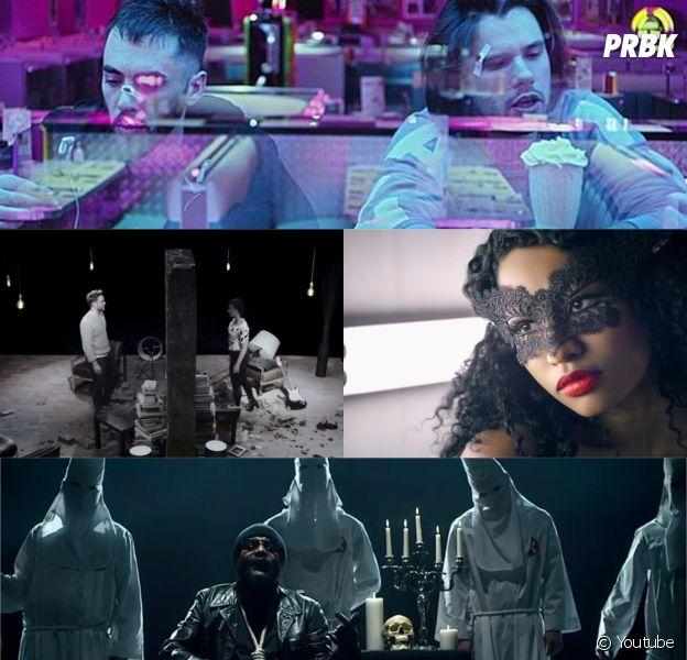 Nicki Minaj, Casseurs Flowters, Demi Lovato et Olly Murs, Lino et Bigflo & Oli dans les meilleurs clips de la semaine, décembre 2014