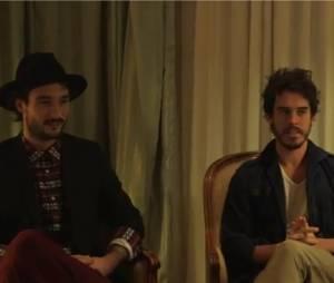 Frero Delavega et Joyce Jonathan découvrent une artiste très spéciale