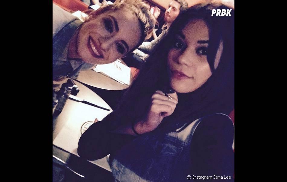 Jena Lee et Gia