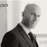 Zinédine Zidane : après le foot, la mode avec Mango Man