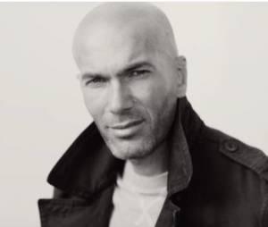 Zinédine Zidane égérie de la marque Mango