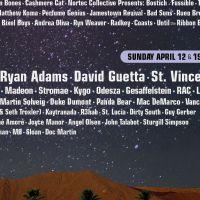 Stromae à Coachella 2015 : sa conquête des USA continue aux côtés de David Guetta, Yelle...
