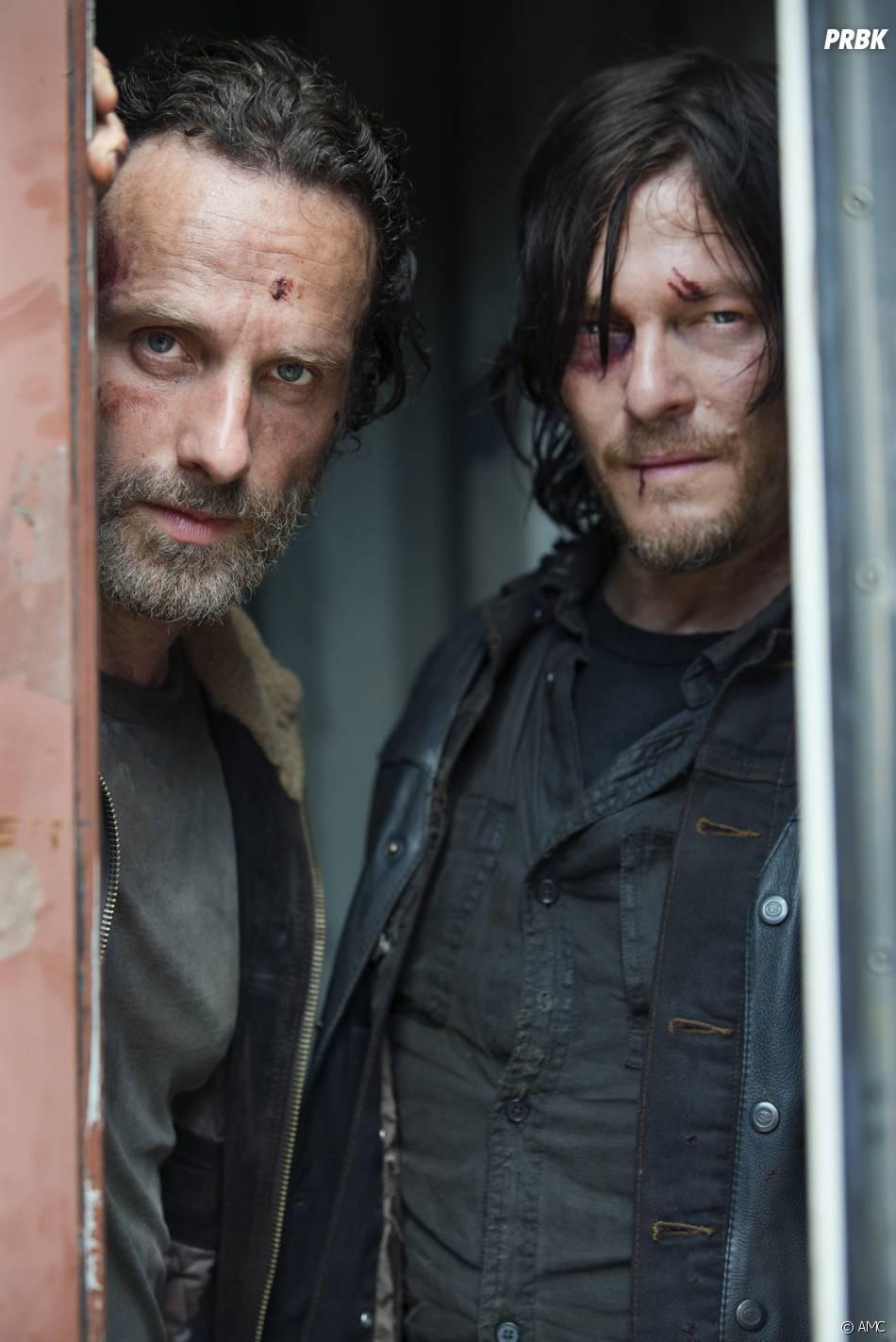 The Walking Dead saison 5 : quelle suite pour Daryl et Rick ?