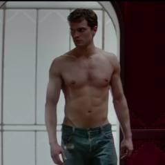 "Fifty Shades of Grey : Jamie Dornan nu ? Ses parties intimes cachées dans un ""petit sac"""