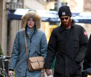 Emma Stone et Andrew Garfield en couple depuis The Amazing Spider-Man