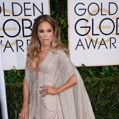 Keira Knightley enceinte, Jennifer Lopez décolletée... le tapis rouge des Golden Globes 2015