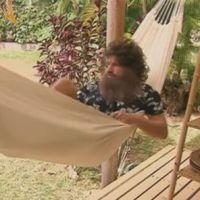 Tahiti Quest 2 : Benjamin Castaldi torse-nu et en Robinson Crusoé (bande-annonce)