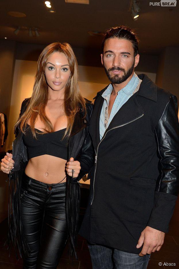 Thomas Vergara : une photo avec Nabilla Benattia postée sur Twitter pour leurs 2 ans d'amour