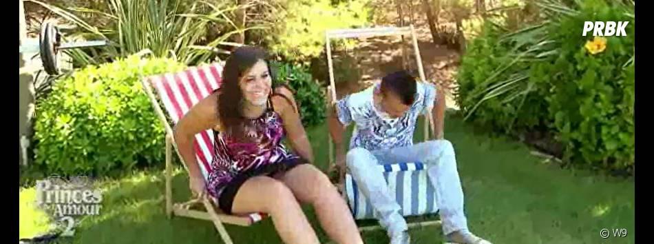 Les Princes de l'amour 2 : Sébastien fait connaissance avec Félie dans l'épisode 51 du 19 janvier 2015, sur W9