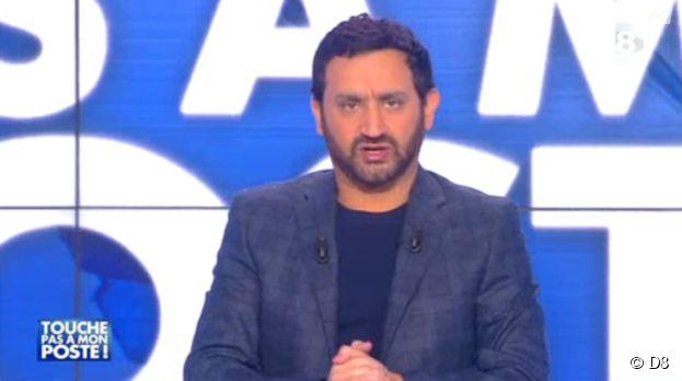"""Cyril Hanouna """"emmerde"""" ses détracteurs dans Touche pas à mon poste"""