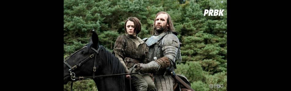 Game of Thrones : Maisie Williams révèle avoir été harcelée sur le web