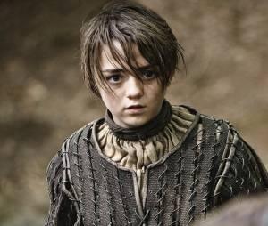 "Game of Thrones : Maisie Williams (Arya) victime des ""trolls"" sur le web"