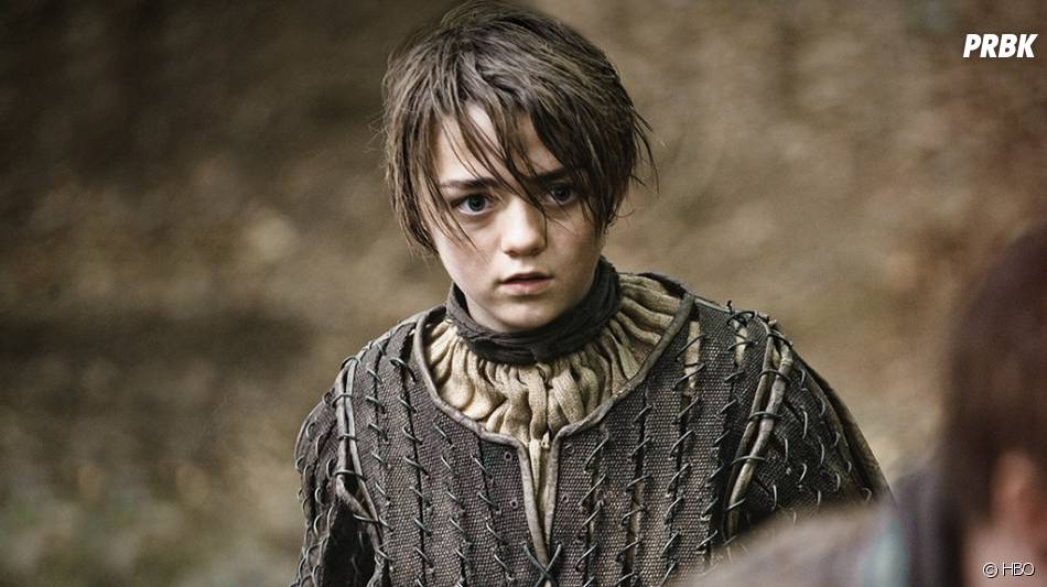 "Game of Thrones : Maisie Williams (Arya) victime des ""trolls"" sur le web"