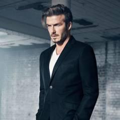 David Beckham irrésistible et sexy pour H&M en 2015