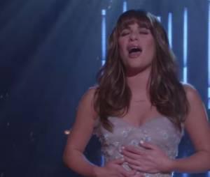 Lea Michele reprend Let It Go dans le premier épisode de la saison 6 de Glee