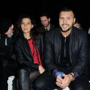 Jo-Wilfried Tsonga en couple avec sa petite-amie Noura à la Fashion Week de Paris