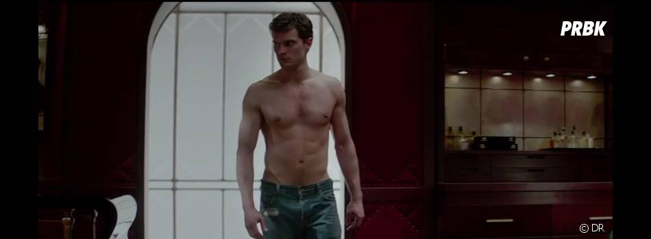Jamie Dornan n'aime pas ses abdos de Fifty Shades of Grey