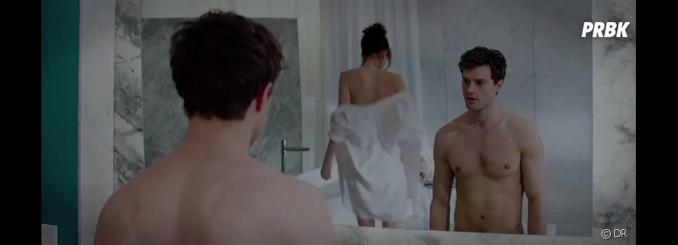 Fifty Shades of Grey : Jamie Dornan a un peu blessé Dakota Johnson sur le tournage