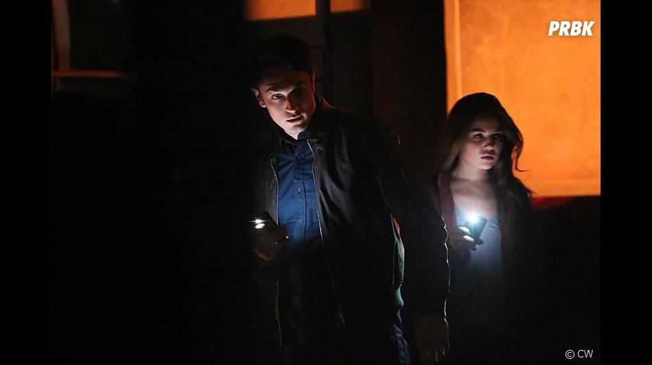 The Originals saison 2, épisode 12 : Aiden et Davina sur une photo