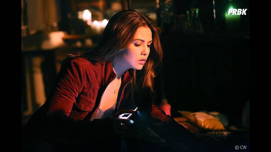 The Originals saison 2, épisode 12 : Danielle Campbell (Davina) sur une photo