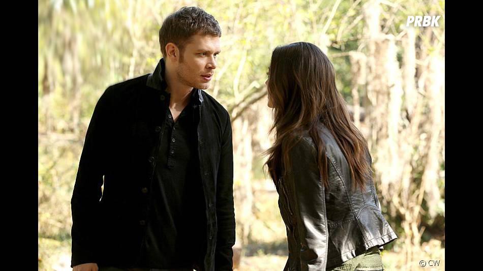 The Originals saison 2, épisode 12 : Klaus (Joseph Morgan) et Hayley (Phoebe Tonkin) s'affrontent