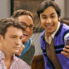 Nathan Fillion (Castle) débarque dans la saison 8 de The Big Bang Theory