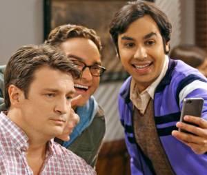 The Big Bang Theory saison 8 : Nathan Fillion débarque