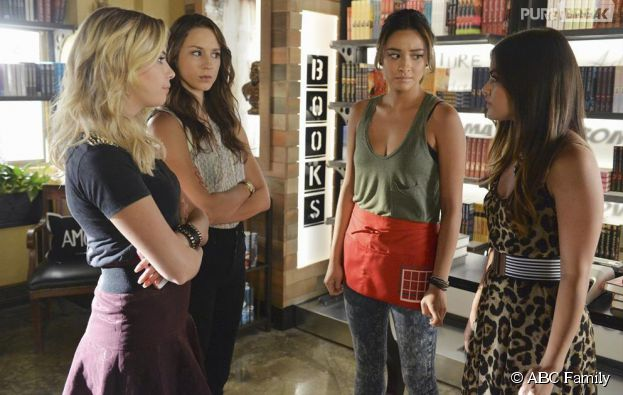 Pretty Little Liars saison 5, épisode 18 : les filles face à un grand retour