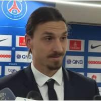 """Zlatan Ibrahimovic """"le patron"""" : son nouveau buzz après Lille vs PSG"""