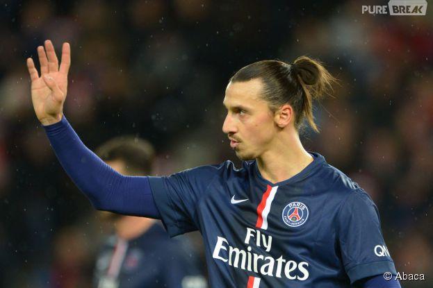 """Zlatan Ibrahimovic est """"le patron"""" : nouvelle phrase choc pour la star du PSG"""
