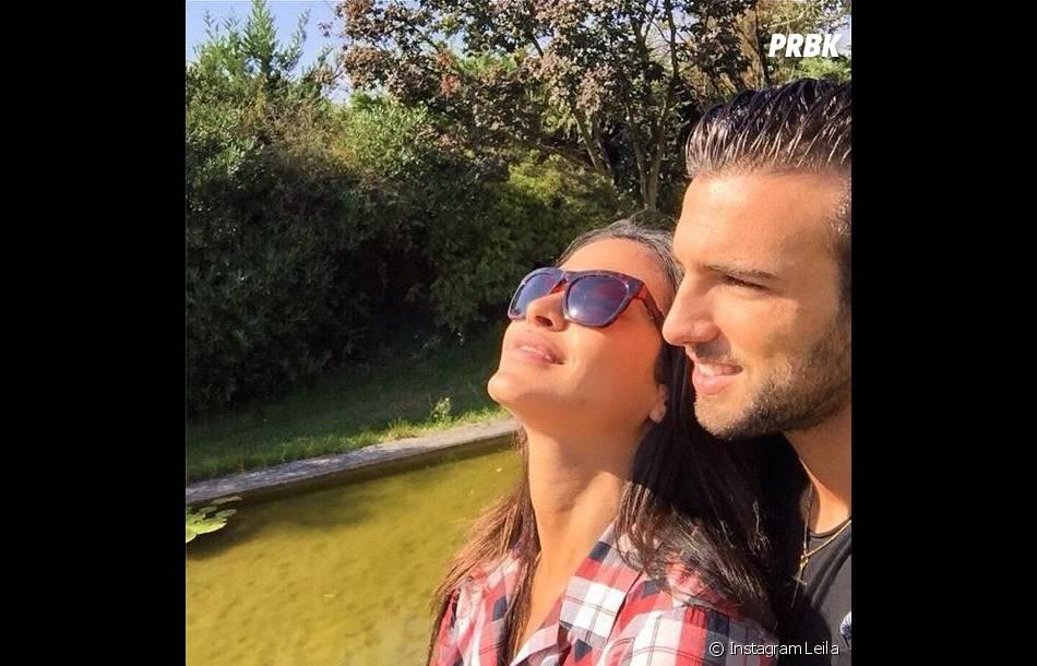 Leila Ben Khalifa et Aymeric Bonnery : couple heureux depuis Secret Story 8