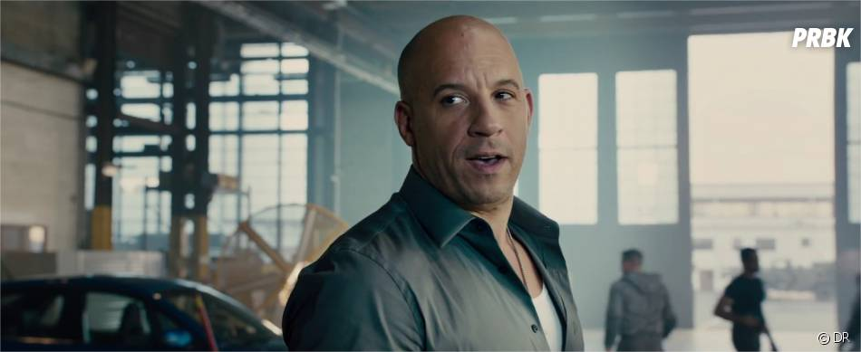 Fast and Furious 7 : Vin Diesel dans la bande-annonce