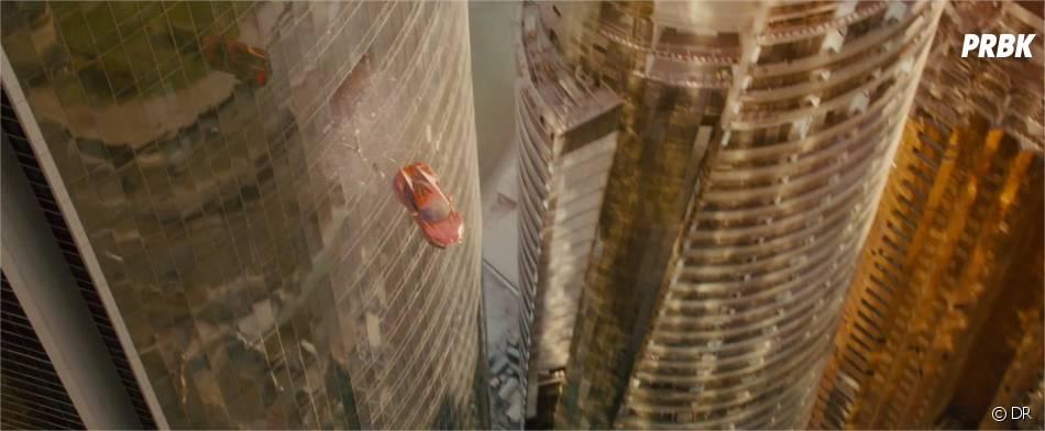 Fast and Furious 7 : cascade impresionnante dans la bande-annonce