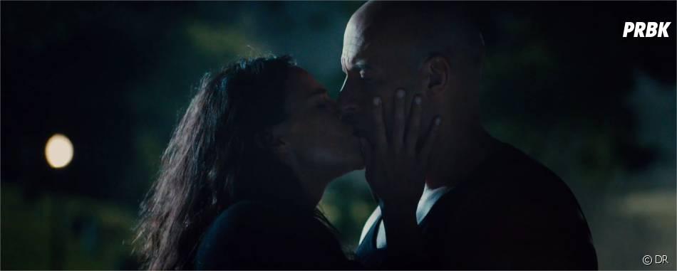 Fast and Furious 7 : Vin Diesel et Michelle Rodriguez dans la bande-annonce