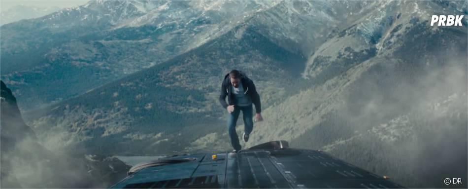 Fast and Furious 7 : Paul Walker et sa cascade dans la bande-annonce