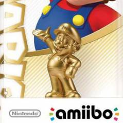 Nintendo : des Amiibo Mario Or et Argent bientôt disponibles ?