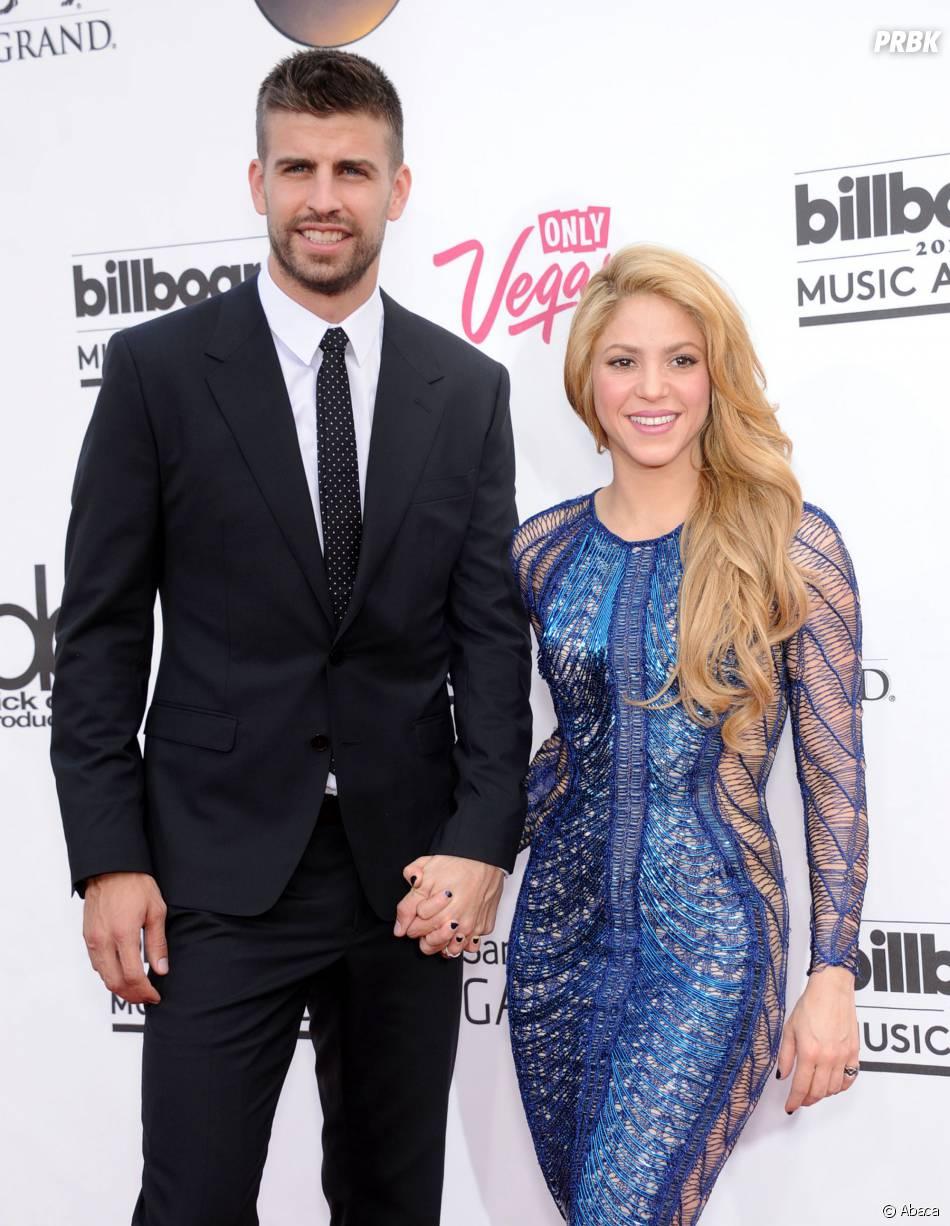 Shakira et Gerard Pique dévoilent la bouille de leur petit Sasha