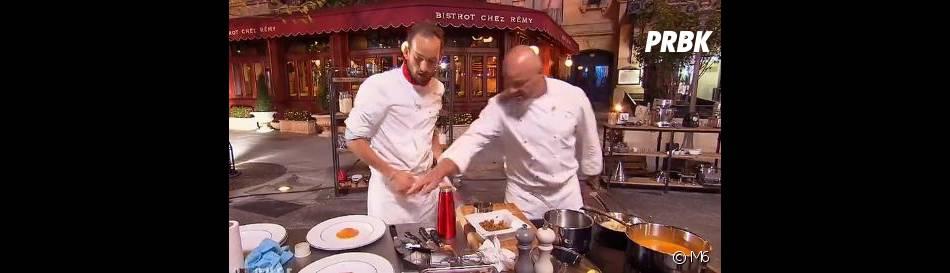 Top Chef 2015 : Jérémy agace Philippe Etchebest dans l'épisode 3 diffusé le 10 février, sur M6