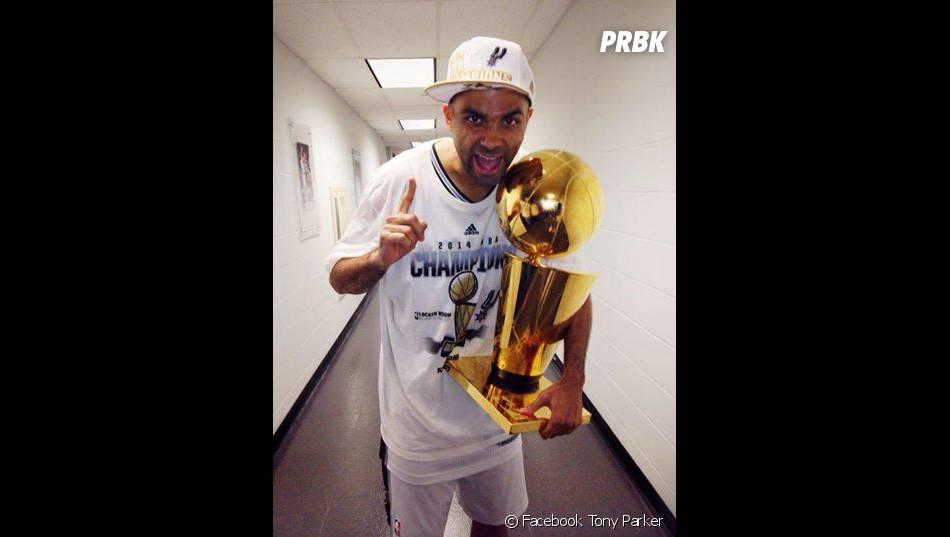 Tony Parker champion de NBA 2014 grâce aux Spurs de San Antonio