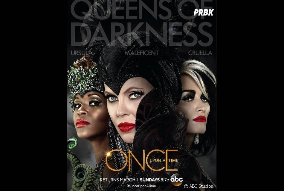Once Upon a Time saison 4 : Maleficient dévoilera son secret