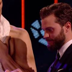 "Fifty Shades of Grey : Jamie Dornan déguste ""ses"" tablettes de chocolat... ou presque"