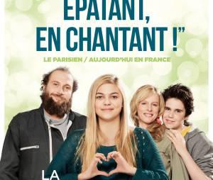 La famille Bélier : l'affiche du film