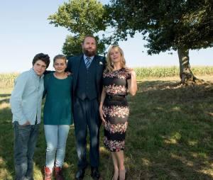 La famille Bélier : Louane Emera, François Damiens et Karin Viard