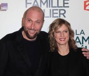 La famille Bélier : François Damiens et Karin Viard à l'avant-première
