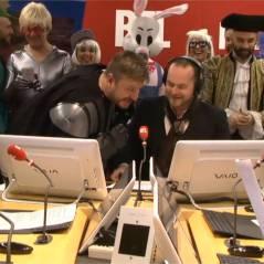 Bruno Guillon en mode Hanouna : son incruste dans la matinale de RTL
