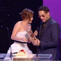 Kristen Stewart : premiers mots en français et moment surréaliste avec Joey Starr aux César 2015