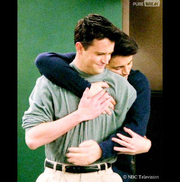 Friends : combien d'argent Joey doit-il à Chandler ?