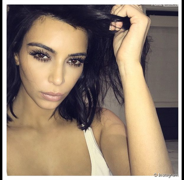 Kim Kardashian : un assistant Photopshop payé 100 000 dollars pour retoucher ses photos Instagram