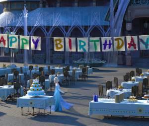 La Reine des neiges - une fête givrée : la fête d'anniversaire d'Anna