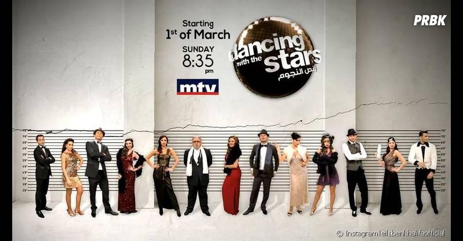 Leila Ben Khalifa : première dans DALS, le 1er mars 2015